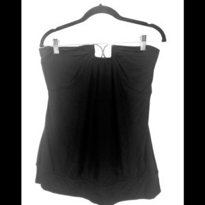 City Chic Strapless Top
